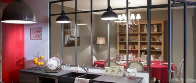 intérieur style atelier